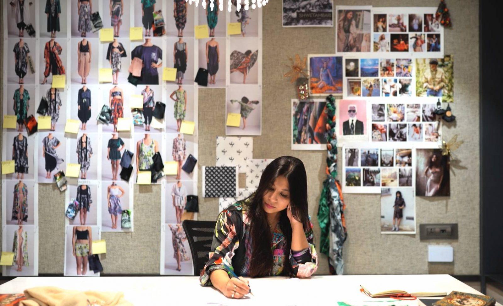 Shwetambari Mody Fashion Designer